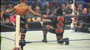 [rt] Mark Henry does the Spinaroonie followed by Rko