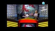 Господарката на Ефира Мария Игнатова и Синът и при Карбовски 22.12.12