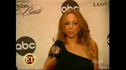 Mariah Carey Entertainment Tonight legends balls