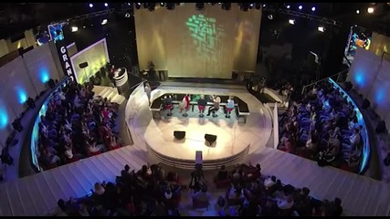 Bakir Turkovic - Med i slatko grozdje - Lazu te - (Live) - ZG 2 krug 2013 14 - 08.02.2014. EM 18.
