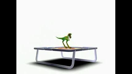 Dino klip