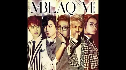 Mblaq- Because There Are Two Бг Превод
