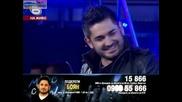 Music Idol 3 Финал - Първо изпълнение на Боян Стойков