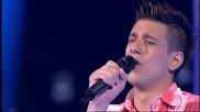 Milos Vujanovic - Noci u Sibiru - (Live) - ZG Top 09 2013 14 - 21.06.2014. EM 35.