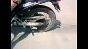 Yamaha Tdr 125 (pali Gumata] Mirovqne