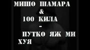 Big Sha ft. 100 kila - Пу**о Яж Ми Х*я
