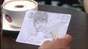 Бг субс! Rooftop Prince / Принц на покрива (2012) Епизод 11 Част 2/4