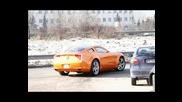 Ford Mustang Giugiaro В София (Част 2)