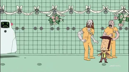 Superjail Season 2 Episode 5 Gay Wedding