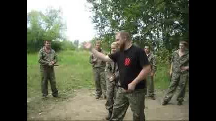 Славянский Союз - Бой с ножове 2012