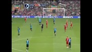 22.03 Ливърпул - Астън Вила 5:0 Алберт Риера супер гол