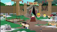 South Park The Stick of Truth -- Intro to Kupa Keep Gameplay