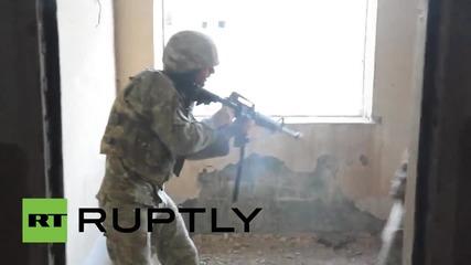 Georgia: NATO hosts joint military exercises