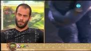Коментарът на Деян относно намеците, че харесва Преслава