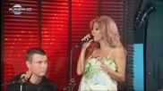 Андреа пее на живо -