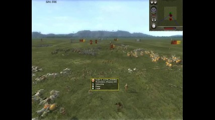 M2tw Online Battle #1 Spain vs Sicily