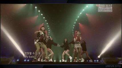 2ne1 (c.l & Minzy) - Please Dont Go Live Filmize Hifi Edition