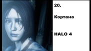Топ 60 Персонажи От Видеоигрите