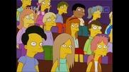 Семейство Симпсън - Мардж полудява. Бг аудио.