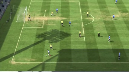 Fifa 11 - Игра в защита