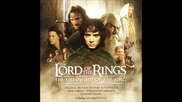 The Lord Of The Rings Ost - The Fellowship Of The Ring - The Departure Of Boromir