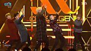 26.0124-3 Cross Gene - Noona You, Sbs Inkigayo E849 (240116)