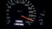 mercedes s600 v12 250km h broken exhaust