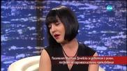 Разговор с писателя Мартина Дечевска за дебютния й роман - Часът на Милен Цветков (05.03.2015)