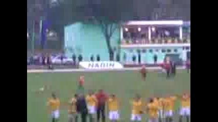 Локомотив Мездра - Бяла Слатина