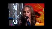 Leona Lewis - Better In Time [ Sunrise Live ]