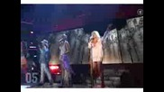 Eurovision 2008 Germany - No Angels - Disappear Live