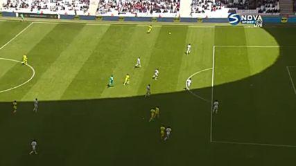 Марсилия - Нант 1:1, 35 кръг на Лига 1