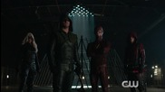 Arrow And The Flash - Superhero Fight Club Hd