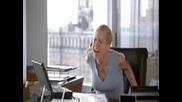 Жена Получава Оргазъм По Време На Работа