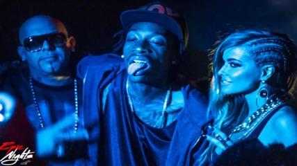 2о13 » Mally Mall ft. Wiz Khalifa, Tyga & Fresh - Drop Bands On It