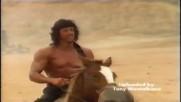 Каскадите в Рамбо 3 (1988)