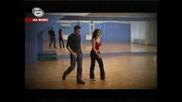 Dancing Stars: Илияна Раева И Трендафил