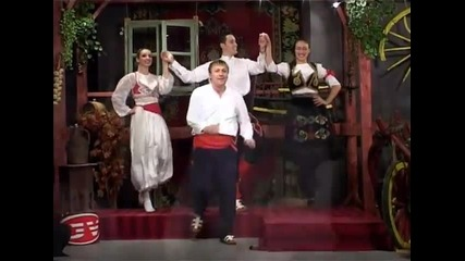 Lile & Juzni Vetar - Kec, kec, keceljica ( Sto mi je merak)