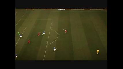 Pro Evolution Soccer 2010 Top 15 Goals (hq)