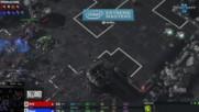 StarCraft II - DnS vs. DaNa PvZ - B1 Горни Ro16 - IEM Katowice 2017