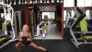 Фитнес упражнения - Странични напади