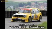 Vw Polo 2 1.4 G40 - Peter Naumann - Bergrennen Oberhallau 2012 - Onboard
