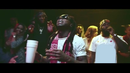2 Chainz - Bounce ( Explicit ) feat. Lil Wayne ( Официално Видео )
