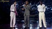 Johnny Gill, Whitney Houston, Kenny Lattimore & El Debarge – Luther Vandross Tribute Medley