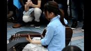 Yui ~ Roads Show in Hongkong ~ Singing together with Hongkong Yl [hq]