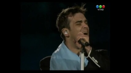 Robbie Williams - Feel (live In Argentina Oct 2006)