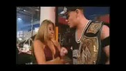 John Cena And Mariq Talking