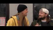 Jay and Silent Bob най големите безделници в историята на киното