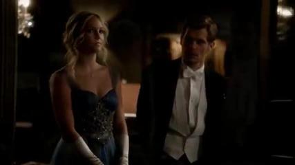 Klaus and Caroline - Give Me Love