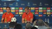 Italy: Atletico's Simeone and F. Torres talk all-Madrid Champions League final